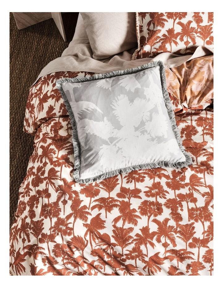 Tourelles Cushion In Paprika image 2