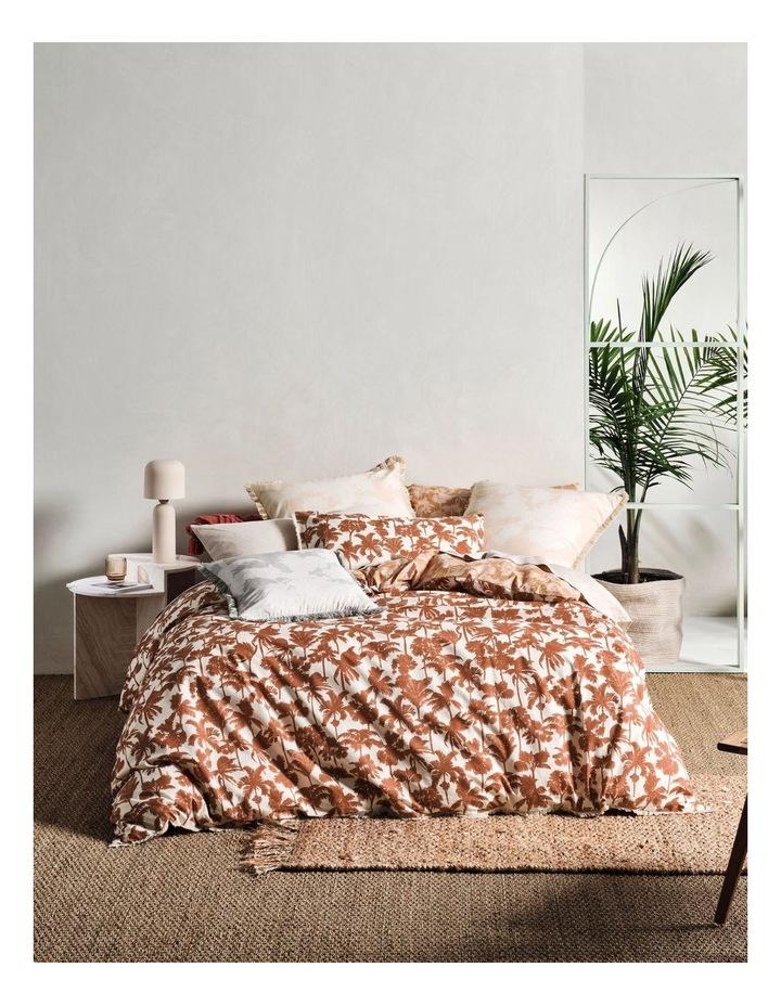 Tourelles Cushion In Paprika image 3