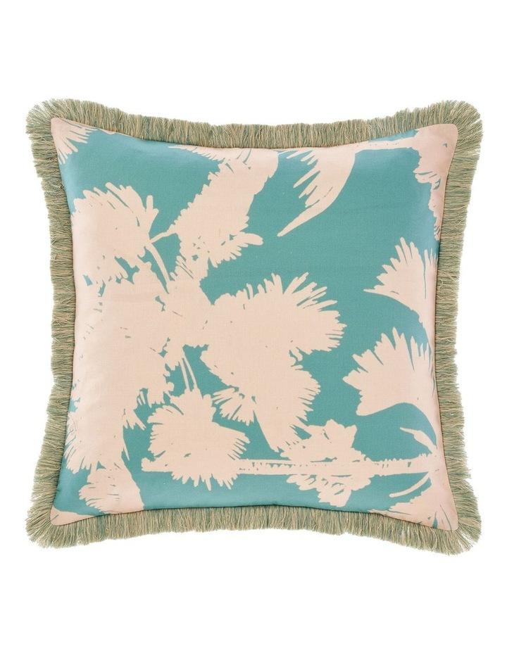 Tourelles Cushion In Leaf image 1