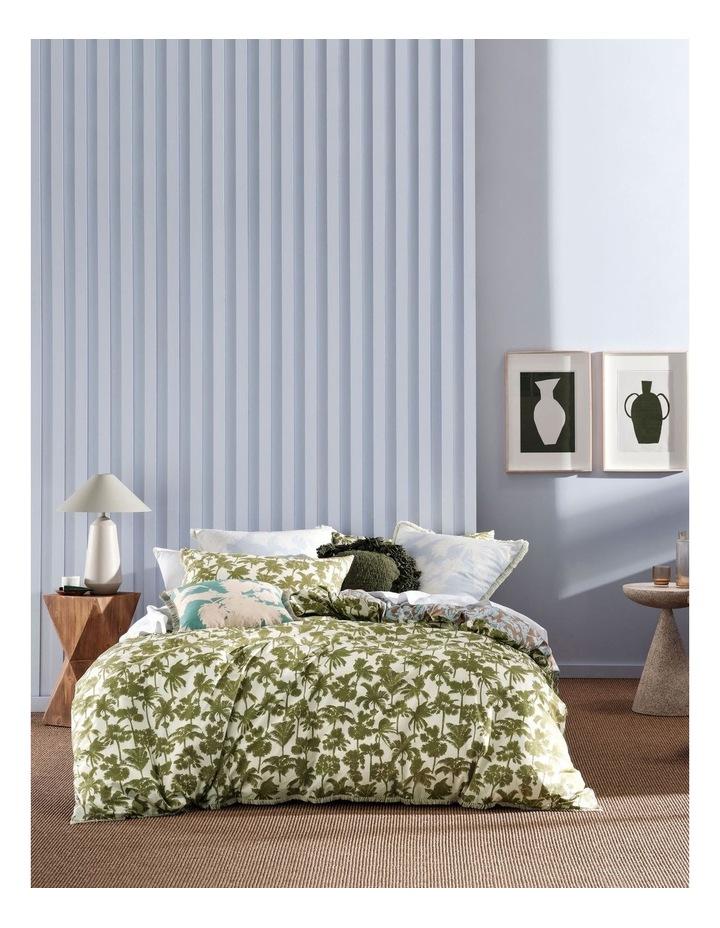 Tourelles Cushion In Leaf image 3