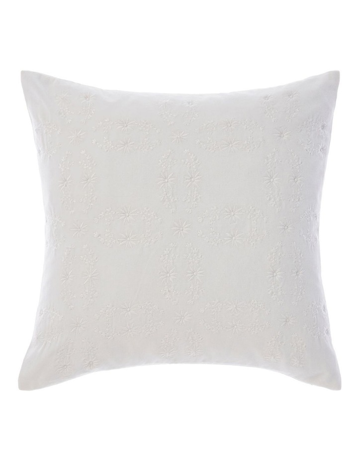 Abigail Cushion In White image 1