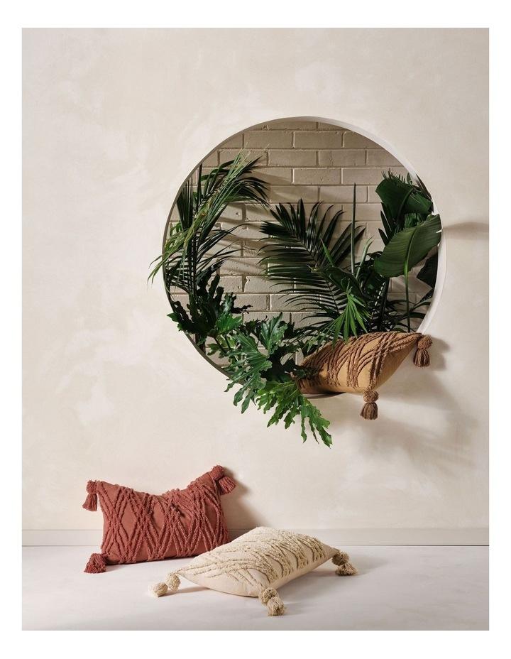 Solange Cushion In Paprika image 3