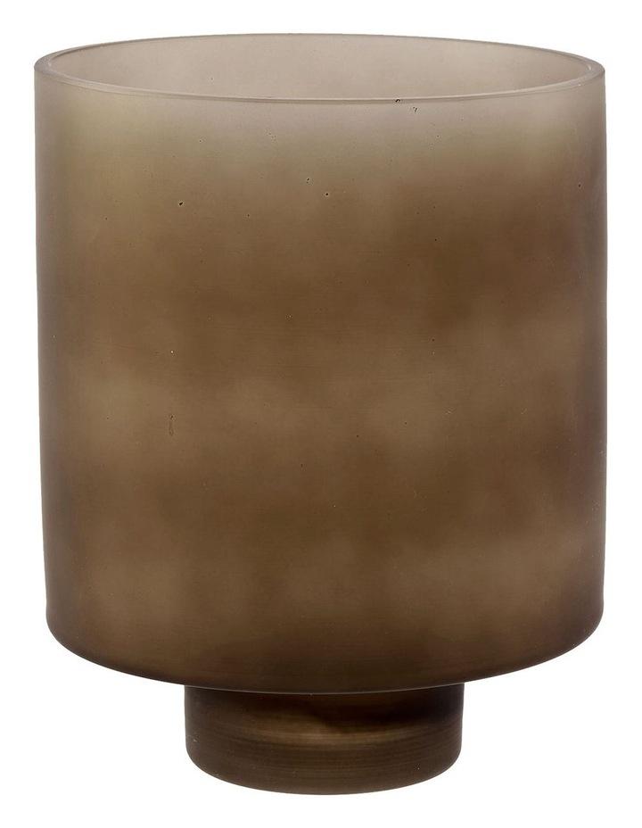 Romano Vase 20cm In Olive image 1