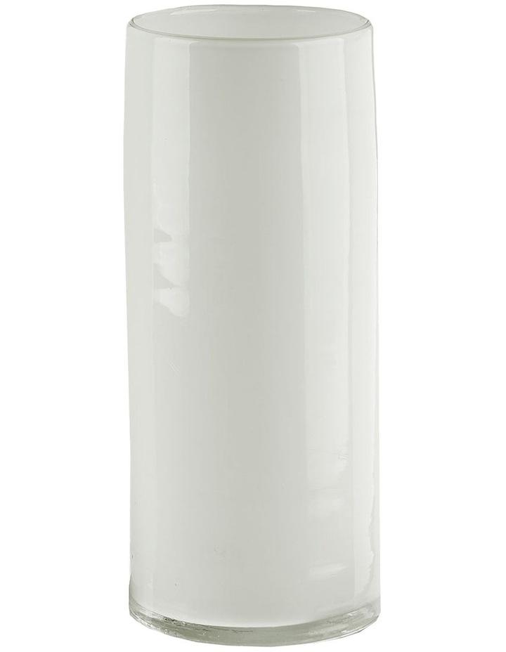 Mirage Vase 24cm In Milk image 1
