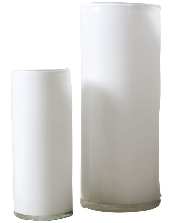 Mirage Vase 24cm In Milk image 2