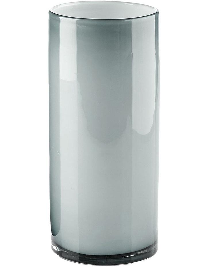 Mirage Vase 24cm In Silver image 1