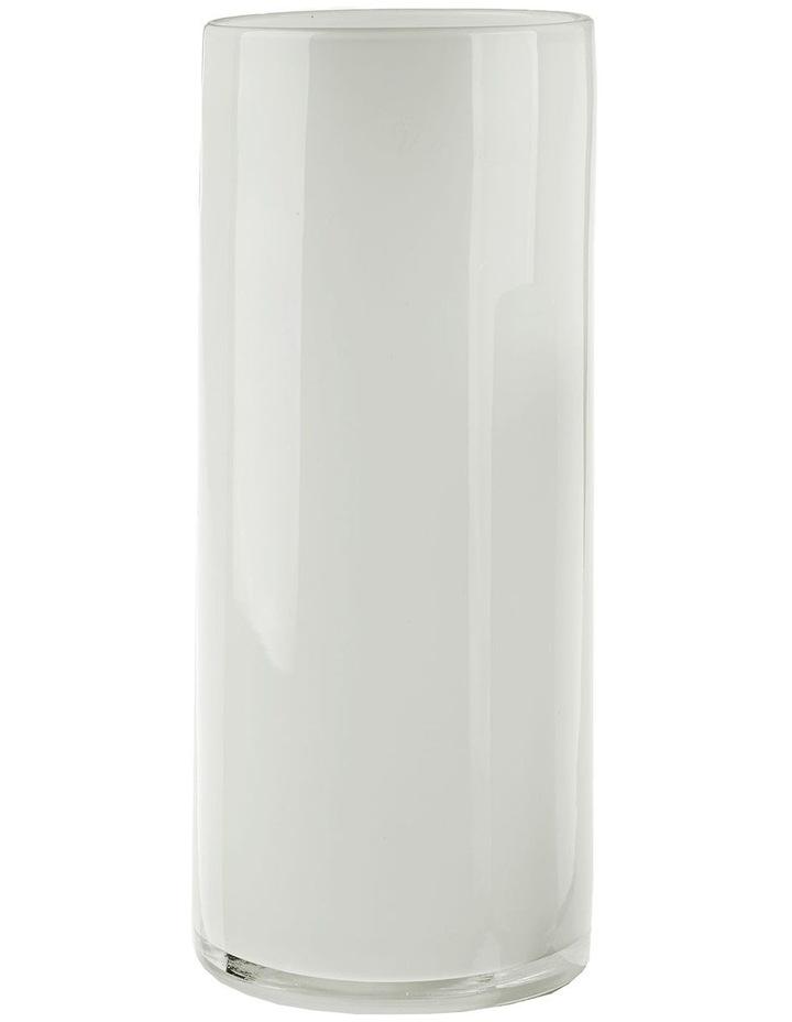 Mirage Vase 35cm In Milk image 1