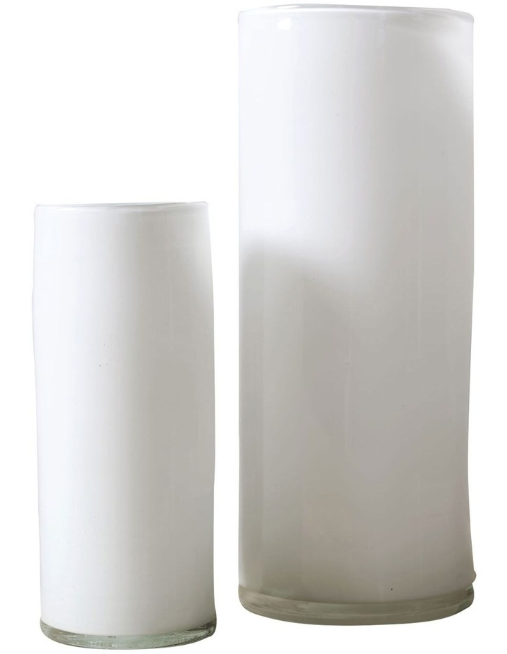 Mirage Vase 35cm In Milk image 2