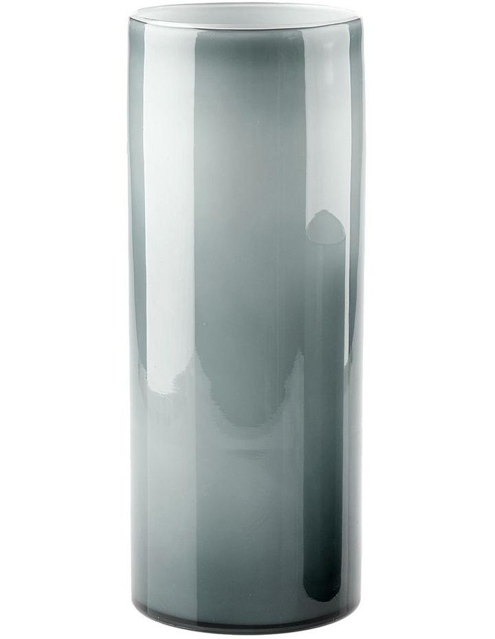 Mirage Vase 35cm In Silver image 1