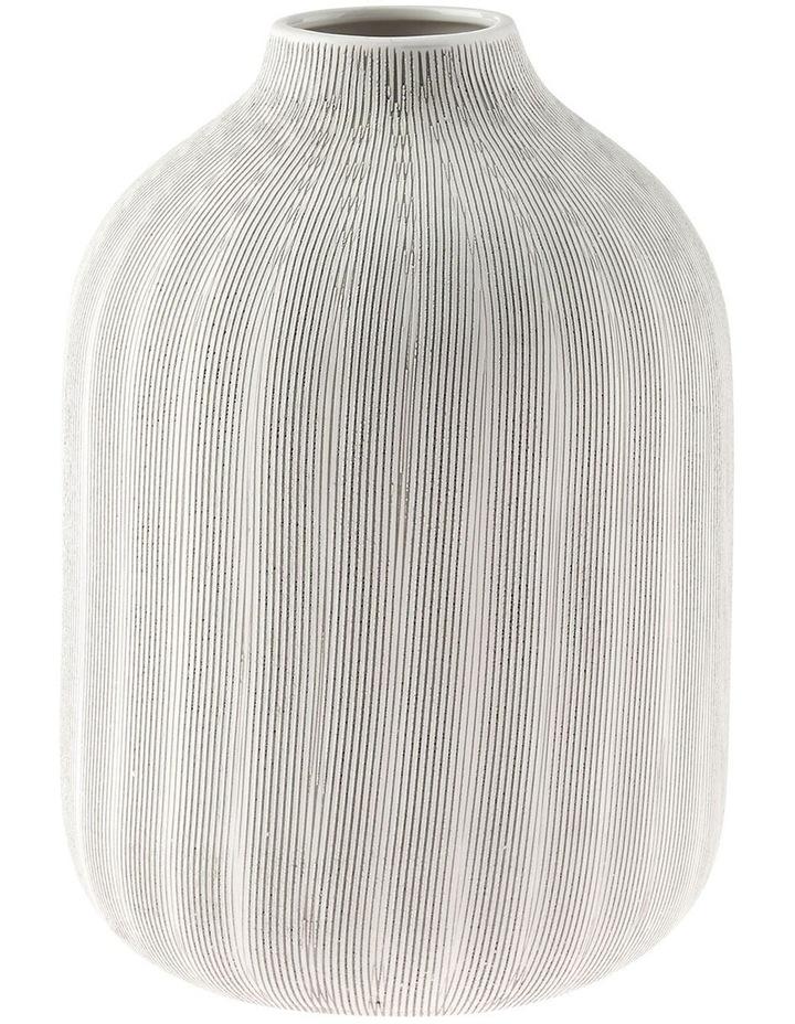 Haley Vase 24cm In Chalk image 1