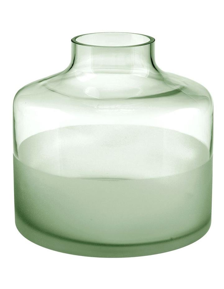 Daphne Vase 16cm In Green image 1