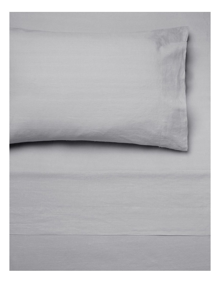 Nimes Sheets in Pale Grey image 2