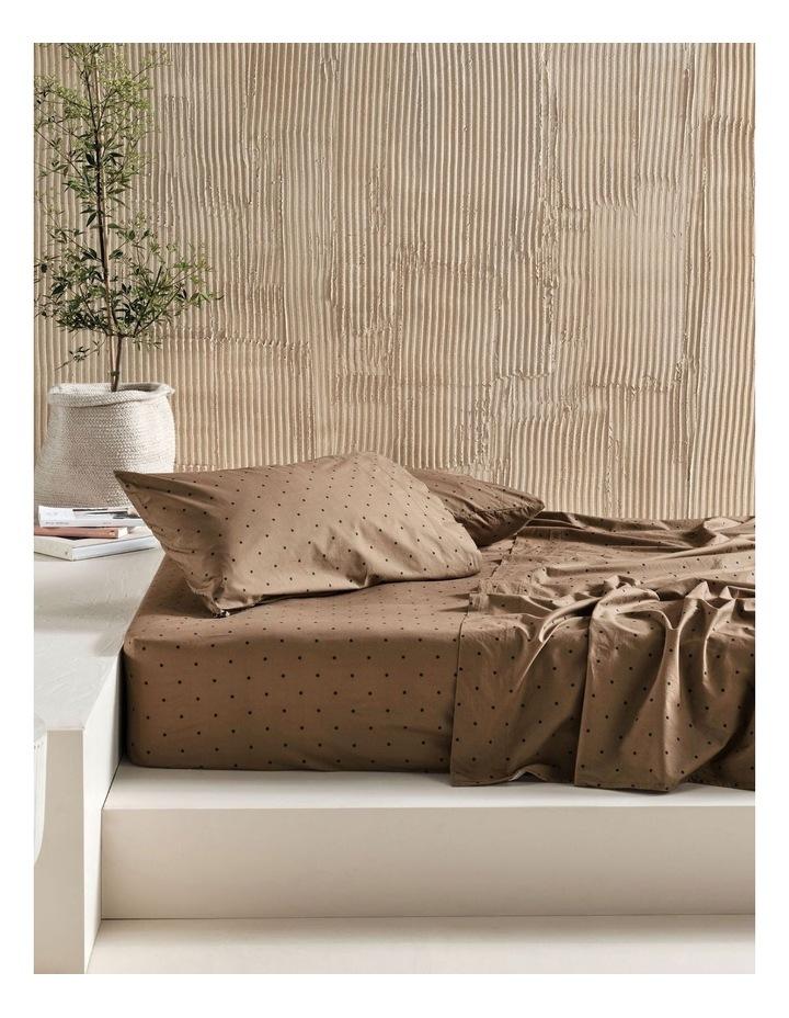 Vivienne Sheet Set in Timber image 1