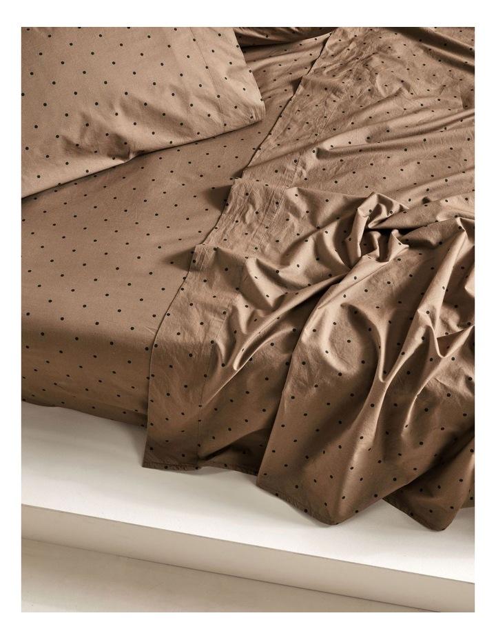 Vivienne Sheet Set in Timber image 2