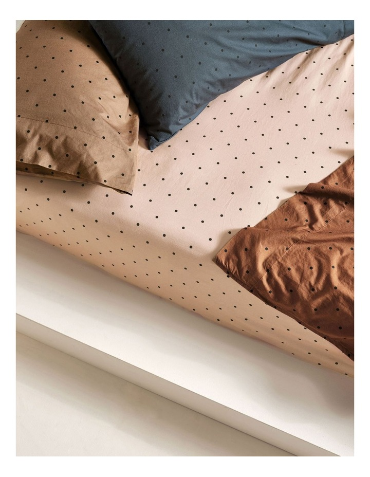 Vivienne Sheet Set in Timber image 3