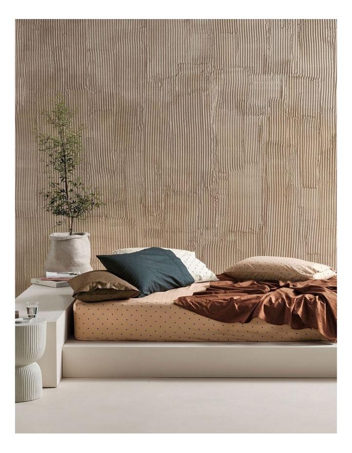 Vivienne Sheet Set in Timber image 4