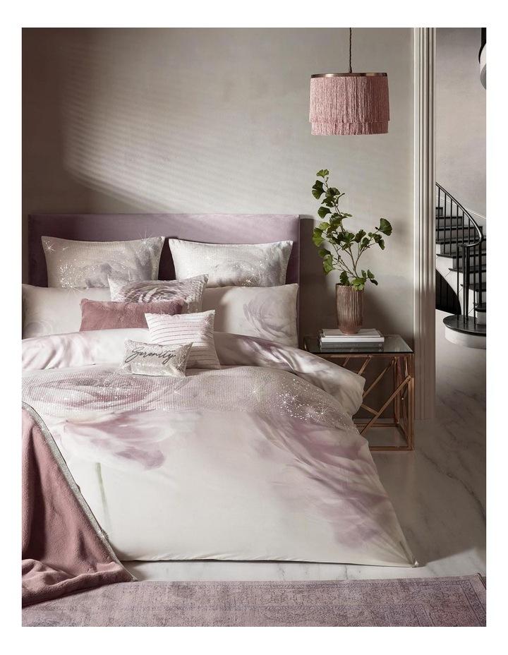Florentina Quilt Cover in Blush image 1