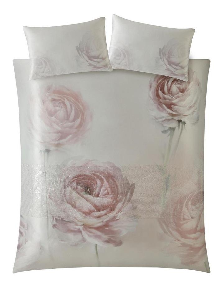Florentina Quilt Cover in Blush image 2