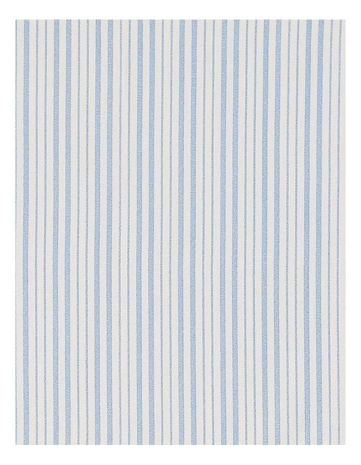 indigo Quilt Cover Set in Striped Blue image 6