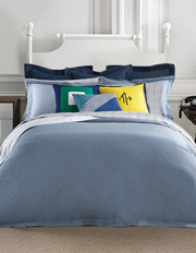 Tommy Hilfiger - Chambray Quilt Cover Sets