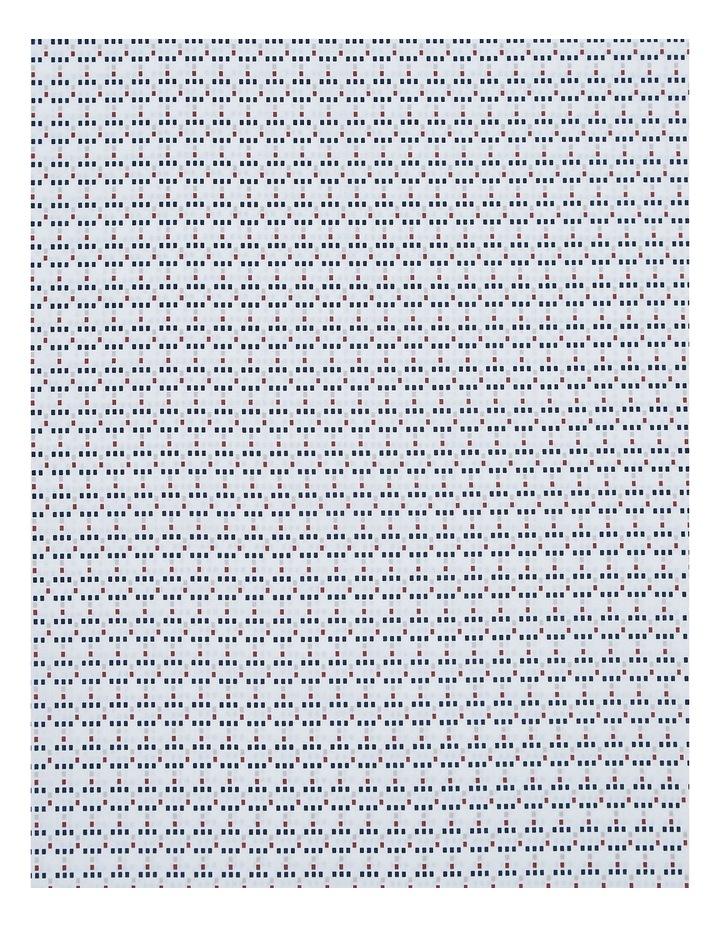Tommy Code Bright White Sheet Set image 2