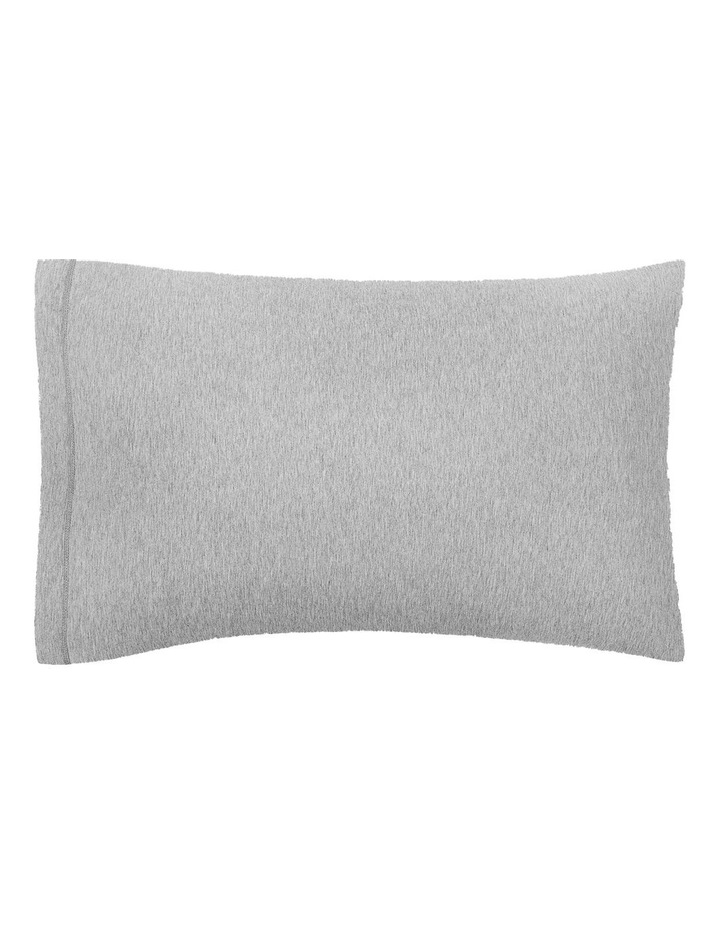 Modern Cotton Harrison Quilt Cover in Grey image 2