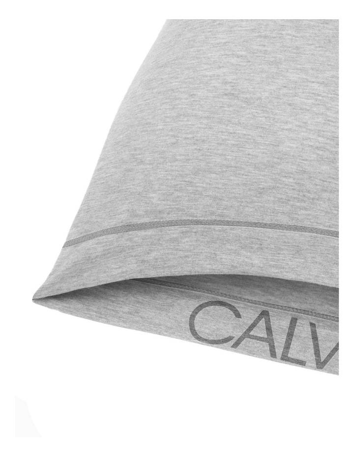 Modern Cotton Harrison Quilt Cover in Grey image 3