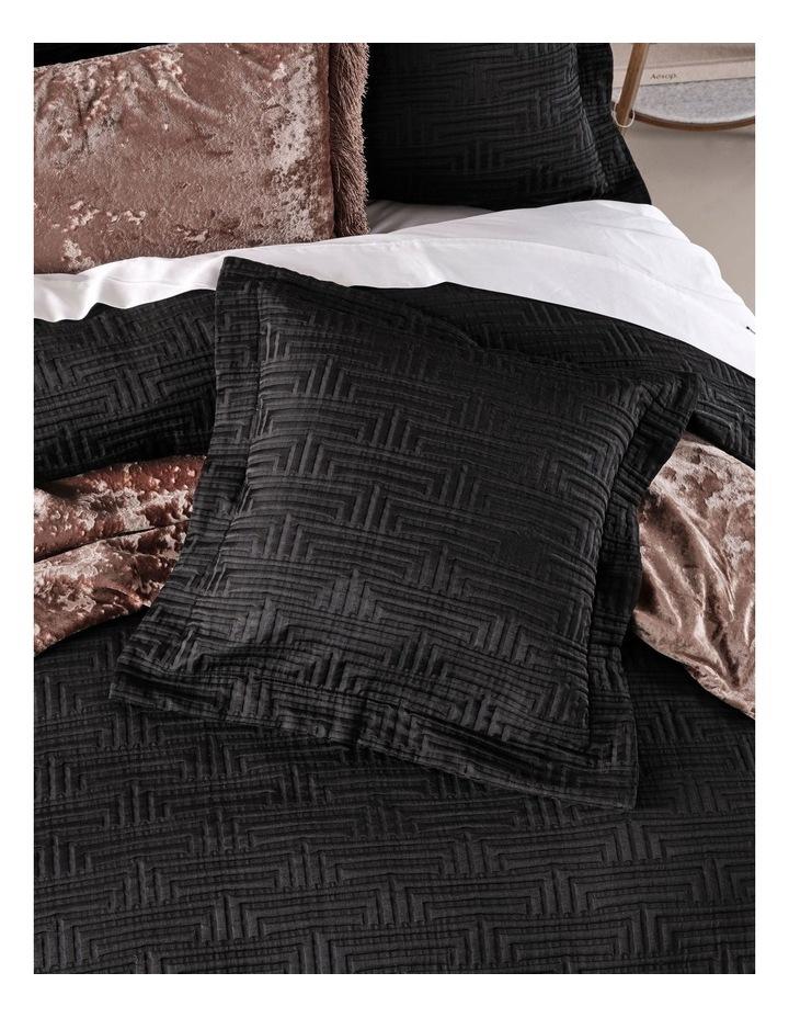 Winston Cushion In Black image 2