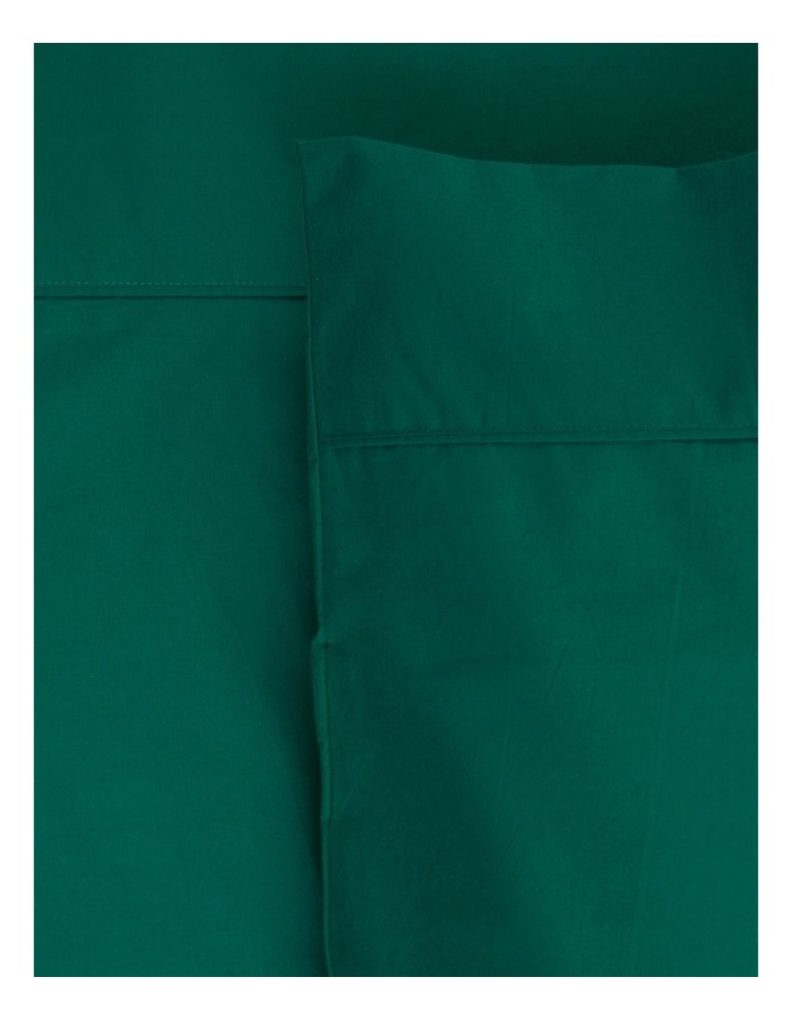 300 TC Superfine Cotton Sheet Set in Everglade image 1