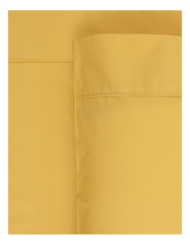 300 TC Superfine Cotton Sheet Set in Honey image 1