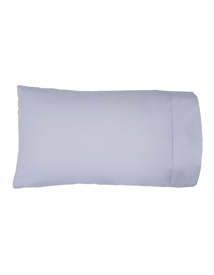 300 TC Superfine Cotton Sheet Set in Silver image 2