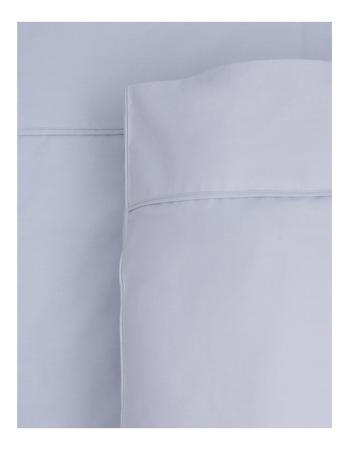 300TC Superfine Sheet Set in Silver image 1
