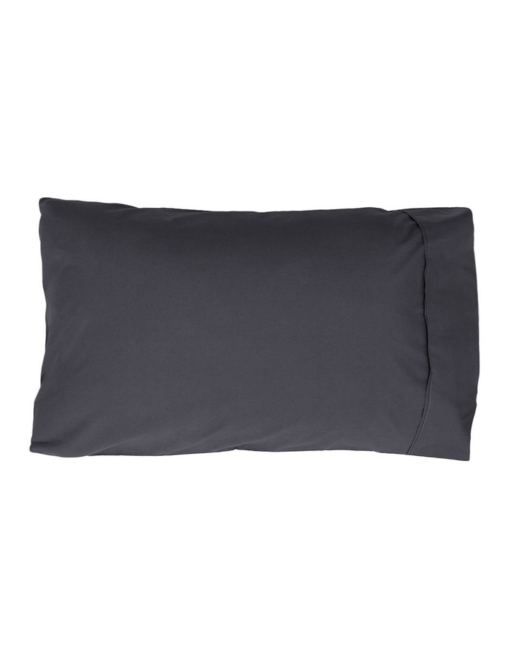 300 TC Superfine Cotton Sheet Set in Charcoal image 2