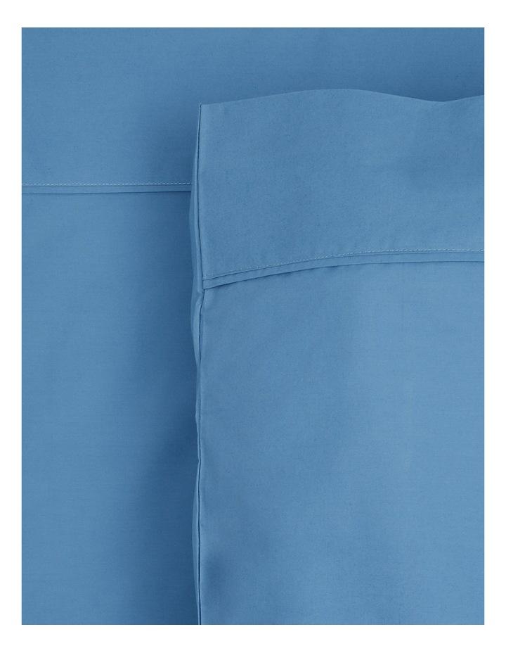 300 TC Superfine Sheet Set in Blue image 1