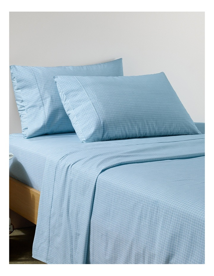 Sandoval Printed Sheet Set in Celestial Blue image 1