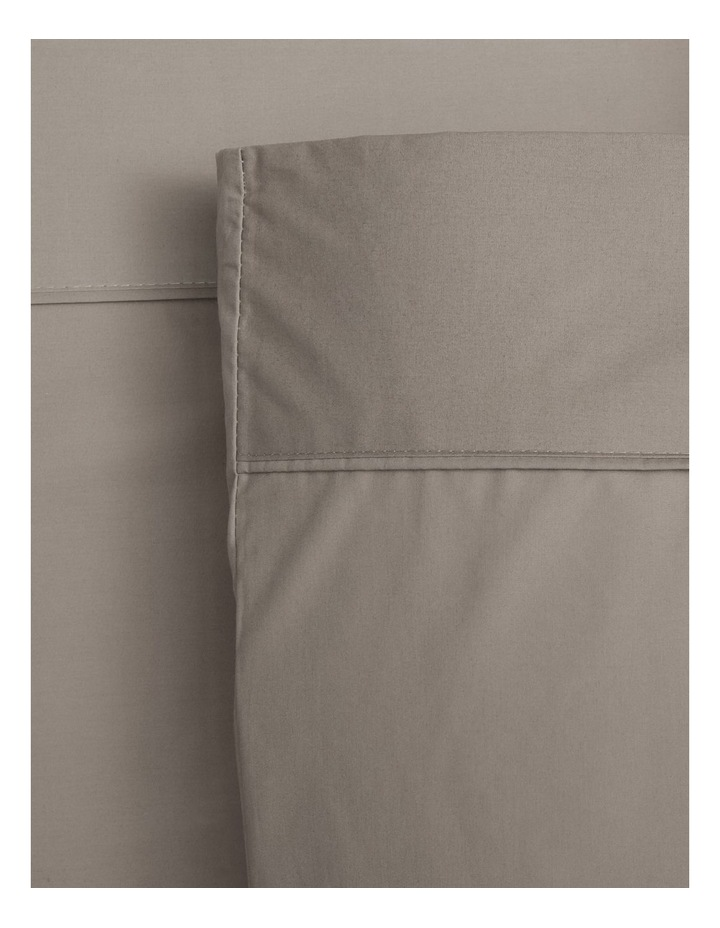 300 TC Superfine Cotton Sheet Set in Mocha image 1