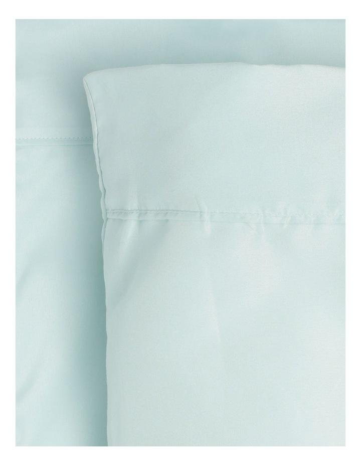Super Soft Microfibre Sheet Set in Blue image 1