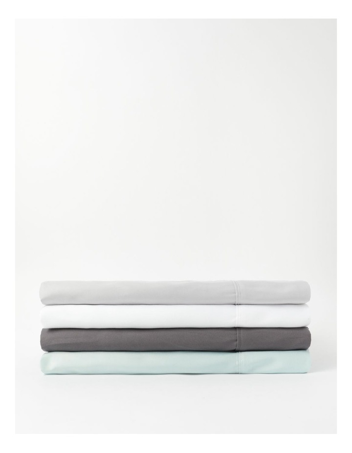 Super Soft Microfibre Sheet Set in Blue image 3