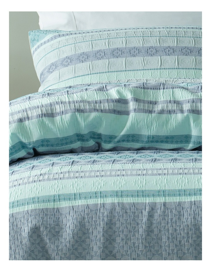 Dominica Jacquard Quilt Cover Sets image 2