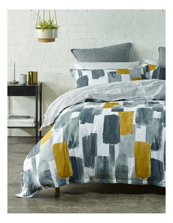 Bocas Printed Cotton Sateen Quilt Cover Sets image 1