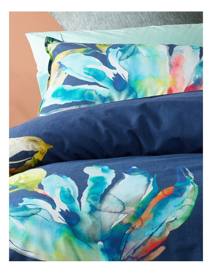 Costa Rica Floral Quilt Cover Set in Multi image 2