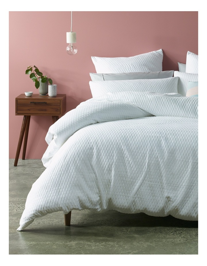 Dimension Jacquard European Pillowcase image 1