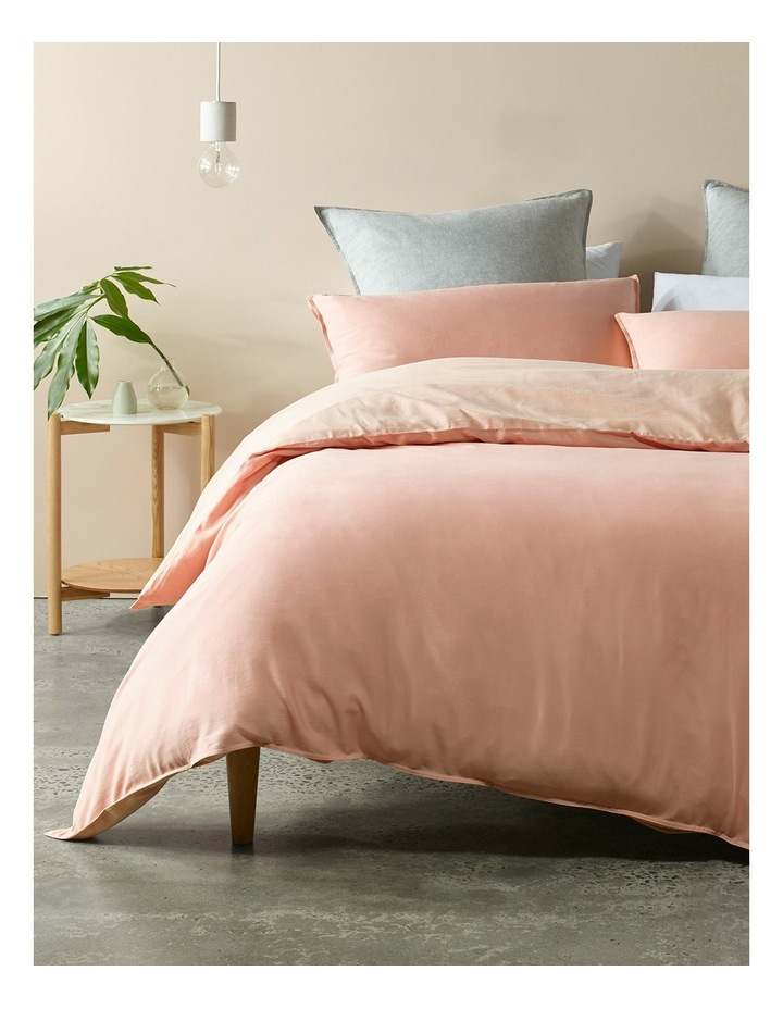 Vue | Soho Cotton Quilt Cover Set In Pink | MYER