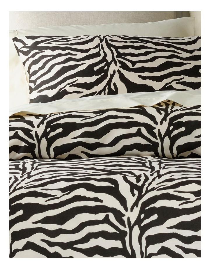 Burundi Zebra Quilt Cover Set image 2