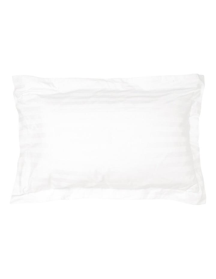 500TC Superior Cotton Sheet Set in White image 2