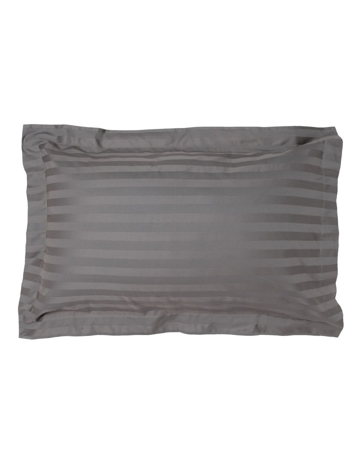 500TC Superior Cotton Sheet Set Charcoal image 2