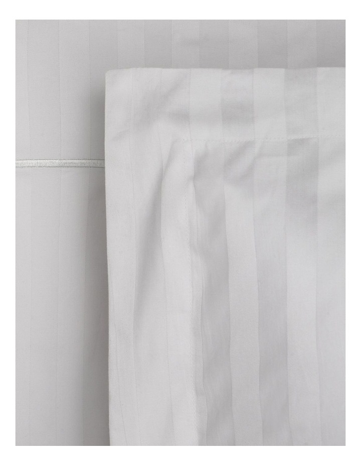 500TC Superior Cotton Sheet Set in Silver image 1