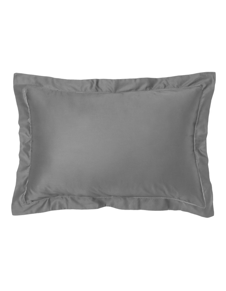 400TC Luxurious Egyptian Cotton Sateen Sheet Set in Grey image 2