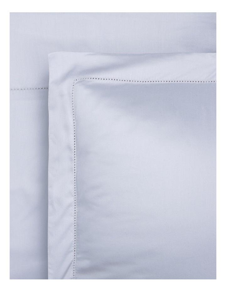 400TC Luxurious Egyptian Cotton Sateen Sheet Set in Caribbean Mist image 1