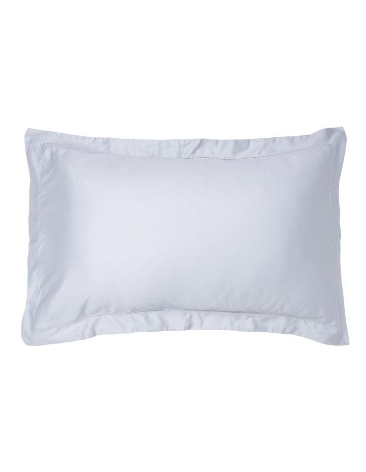 400TC Luxurious Egyptian Cotton Sateen Sheet Set in Caribbean Mist image 2